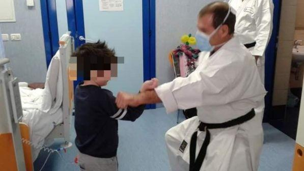 cancro karate giappone